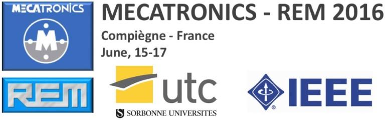 Mecatronics REM 2016